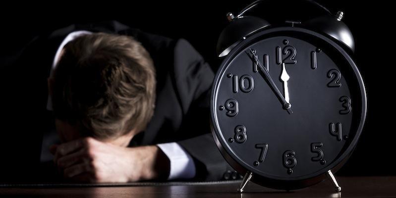 tööstress, läbipõlemie